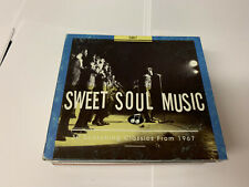 Various - Sweet Soul Music - 30 Scorching Classics From 1967 - Soul CD