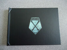 XCOM Enemy Unknown 112-Page Hardcover Art Book   Artbook