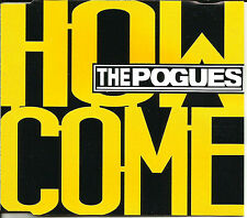 Shane MacGowan  THE POGUES How Come 2  LIVE TRX & UNRELEASED UK CD single SEALED