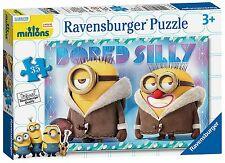 BNIB Ravensburger Minions Bored Silly 35pc Jigsaw Puzzle #Christmas