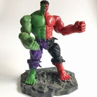 """Universe Comic Exclusive COMPOUND HULK Action Figure Red Green 10"""" Toy Models"""