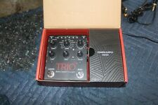DigiTech Trio+ Plus Band Creator and Looper Effects Pedal