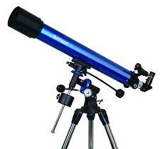 Meade Polaris 90mm German Equatorial Refractor Astronomy Telescope, MPN 216003