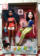 Disney Wreck It Ralph Breaks the Internet Comfy Princesses Moana & Snow White