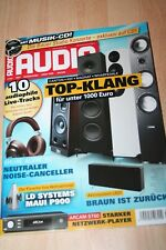 Audio 02/2021 Zeitschrift ohne CD !!!!!