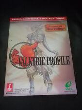 Guide book Valkyrie Profile
