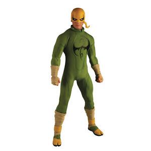 "Mezco Marvel Iron Fist One:12 Collective 6"" Action Figure"
