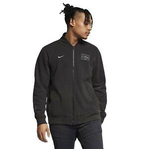 Nike Men's Sportswear Club Varsity Fleece Jacket