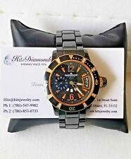 Jaeger LeCoultre Watch Master Compressor GMT Lady Ceramic Q189LC70