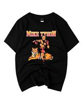 Mike Tyson Tiger T-Shirt (funny mike tyson t shirt)