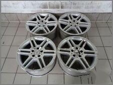 Mercedes w204 AMG llantas 7,5x17 et47 & 8,5x17 et58 2044014502 2044014602 b90 set