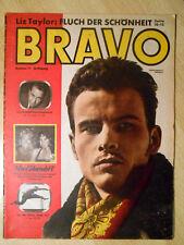 Bravo 17/1958 Komplett - Elisabeth Taylor, Maria Schell - TOP