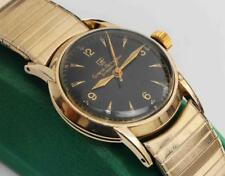 1950s vintage GIRARD-PERREGAUX GYROMATIC men's automatic wristwatch - EXCELLENT