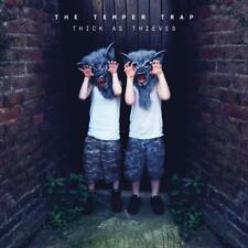 THE TEMPER TRAP ‎– THICK AS THIEVES WHITE VINYL LP INC DOWNLOAD (NEW/SEALED)