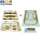 Redcat Racing SixtyFour Gold Kit for body RER14428