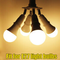E27 Splitter LED Light Base Socket Adapter Converter Lamp Holder Bulb Extender