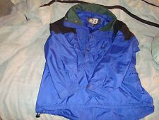 Mens CB SPORTS Vintage Ski Jacket sz Large Pullover 3/4 Zip