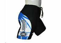 new L genuine Louis Garneau women's Sport Clasico Shorts cycling Made in USA