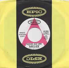 THE HOLLIES  Gasoline Alley Bred / Dandelion Wine  rare promo 45 from 1970