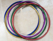 10 New Hula Hoops Exercise Sports Hoop 55cm sp-h17