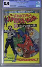 Amazing Spider-Man #129 Marvel 1974 1st Appearance Punisher