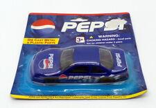Golden Wheel 11cm Long Diecast 810011 - Chevrolet ? Pepsi Car Blue