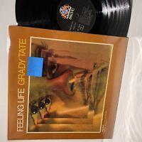 Grady Tate- Feeling Life- Skye Stereo 1007- VG+/VG++ Jazz LP