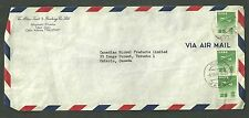 1959 Cover Sent From Tokyo Japan to Ontario Canads Canadian Nickel Products
