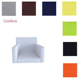 Customize Sofa Cover, Fits IKEA NILS Chair with Armrests, Dinning Chair Cover