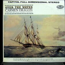 CARMEN DRAGON over the waves LP Mint- SP8547 Vinyl Record