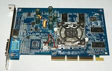 BFG Tech GeForce FX 5200 AGP Graphics card