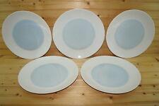 "Arzberg Accent BLUE 2025 (5) Dinner Plates, 10 3/4"""