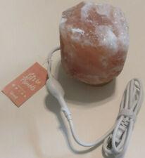 Levoit Himilayan Pink Salt Lamp - Kana - Includes 2 Bulbs