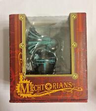 Mindstyle DJ Grammo Dok A Doktor A Mechtorians Verdigris Vinyl Figure Steampunk
