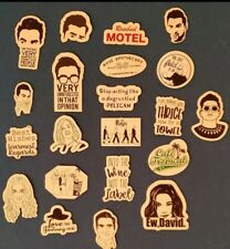 Schitt's Creek Vinyl stickers