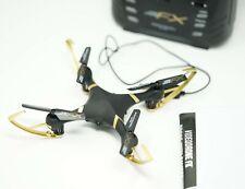Protocol - VideoDrone FX-- Drone with Remote Control and Camera - Gold/Black