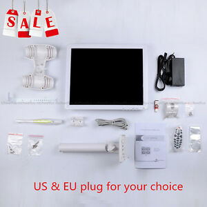 High-Definition Digital LCD AIO Monitor+Dental Intra oral Camera 17 Inch EU/US
