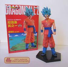 "Dragon Ball Z Resurrection of F SS God Son Gokou Goku 7"" PVC Figure Gift Toy NIB"
