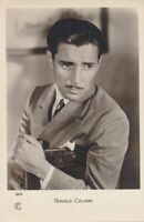 Ronald Colman - English Born Actor