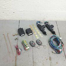 1950 - 1954 Chevy Car entry power door lock kit remote keyless conversion
