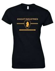 knight industries Knight-rider 80s TV show Womens T-shirt