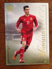 2014 Futera Unique Soccer Card - Wales GARETH BALE Mint