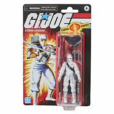 Storm Shadow - Figura - Gi Joe Retro - 4 AÑOS+