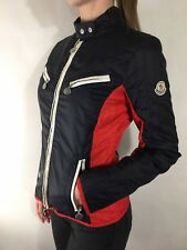 Moncler Womens Biker Jacket Size 1 S