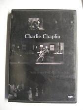 """CHARLIE CHAPLIN """"SEIN NEUER JOB & ARBEIT"""" - DVD"""