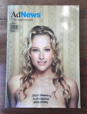 AD NEWS 75th Anniversary Great Moments Australian Advertising collectable book