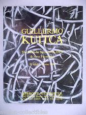 Guillermo Kuitca Art Gallery Exhibit PRINT AD - 1994 ~~ The Tablada Suite