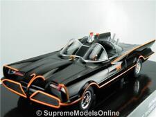Batman Batmobil TV Serie Auto Modell 1/24TH Größe Adam West sechziger Typ Y0675J ^ * ^