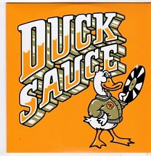 (FI449) Duck Sauce, Anyway / You're Nasty - 2009 DJ CD