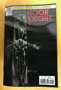 MOON KNIGHT #188 LENTICULAR 3D VARIANT COVER MARVEL COMICS (2017) LEGACY